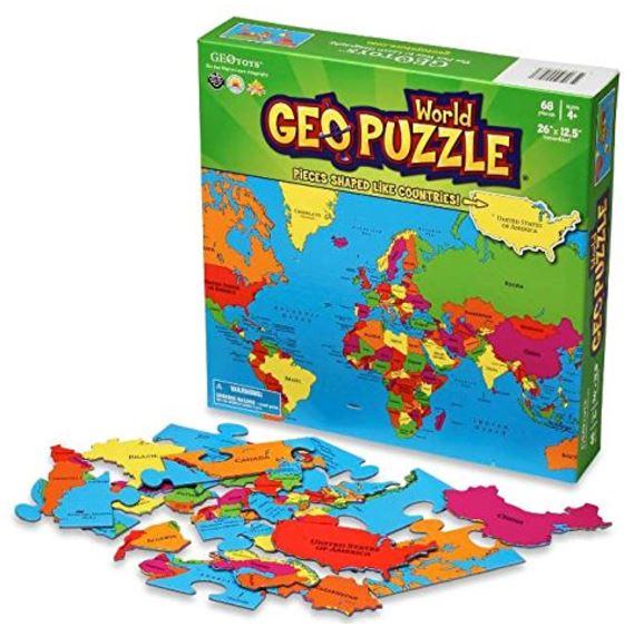 GeoMapPuzzle