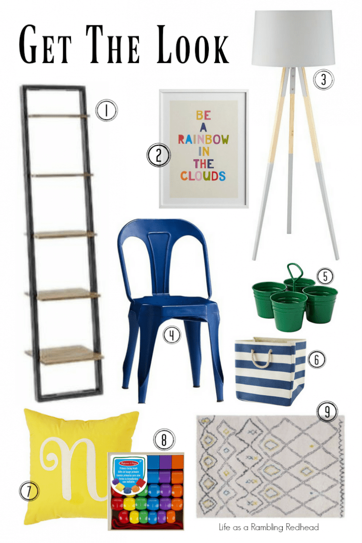Adorable Kid's School Room Tour! Great Ideas! (Life as a Rambling Redhead)