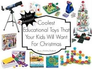 Coolest Educational Toys That Your Kids Will Want For Christmas! (Life as a Rambling Redhead)