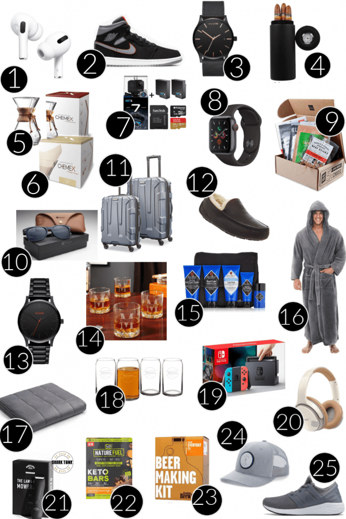 93 Christmas Gift Ideas For Men The Ultimate Men S Gift Guide